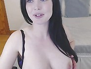 Real Heavy Orgasm For Busty Beauty