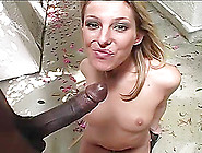Small Tits Babe Ravished With Big Black Cock Hardcore