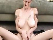Hairy Amateur Slut Enjoying Her Adult Toy