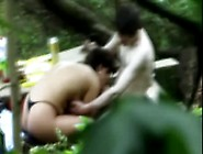 Cuople In The Forest