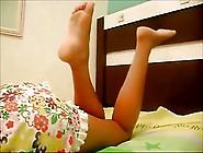 Sexy Little Latina Feet