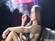 Dre Smoking