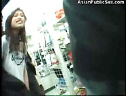 Sex And Groping In Public Japanese Grocery Store