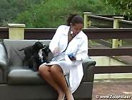 Zoofilia Doutora Querendo Foder Com Cachorro