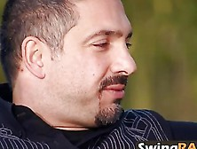 Group Amateurs Swinger Reality Show Fuck Big Tits