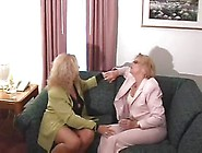 Hot Mature Cougars Threesome