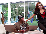 Reena Sky's Body Makes A Black Fellow's Dick Super Stiff