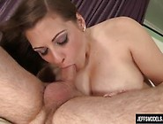 Full Figured Jessica Roberts Uses Her Big Boobs And Pussy To Ple