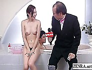 Subtitled Cmnf Japanese Pale Soapland Queen Interview
