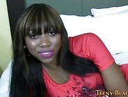 Ebony Teen Pov Facialized Video