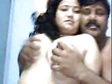 Mallu Big Boobs Aunty Home Sex With Hubby In Webcam – Part