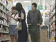 Horny Mother Can't Resist A Fuck In The Supermarket