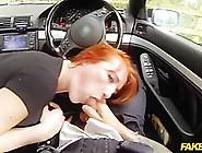 Sabrina In Training Day: Redhead Hooker Earns Herself An Unlawfu