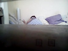 Hidden Cam Of Bbw Wife Cumming