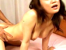 Miho Kanda Bumped Hot And Hard!
