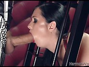 Angell Summers Anal Threesome