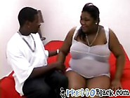 Pregnant Ebony Hooker Is Paid And Fucked Hard By A Black Dude