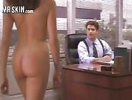 Hot Celebrity Secretaries Get Fucked!