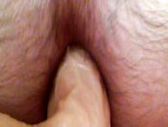 My Boyfriend Philip Getting His Ass Fucked With A Big Dildo