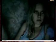 Poorblockedgirl Cums Under Blanket Watches Me Cum