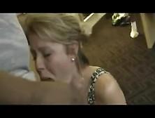 Amateur Blond Wife Enjoys Bbc's