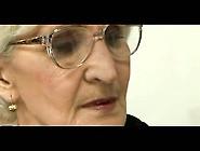 Viviana Grey Haired Granny