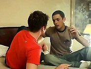 Italian Gay Twink Self Movie First Time Uncut Boys Smoke 69