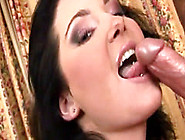 Big Dick Pleases Brunette Slut Belicia
