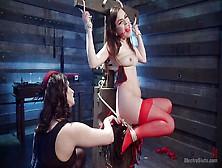 Mistress Lea Keeps Her Bitches Quiet