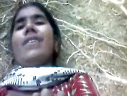 Village Girl Dalhia's Outdoor Fuck With Lover Exposed