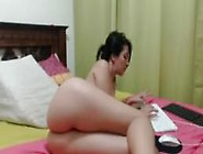 Chatroulette Reaction Latino Girl With Awesome Ass 2 Webcam
