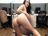 Indian Desi Wife Public Masturbation At Work In Public Office