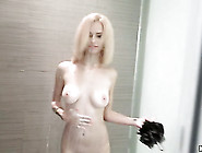 Epic Body Amateur Hottie Takes Shower Before Getting Fucked