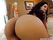 Flawless Latin Beauty Riding It Real Hard