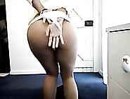 Shameless Cute Amateur Webcam Girlie Danced To Me To Show Her Ra