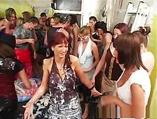 Best Pornstars Veronika Vanoza,  Nataly D'angelo And Simone De Ma