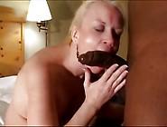 Mature American Mum Rikki Loves Black Cocks