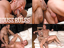 House Rules: Scene 3: Adam Champ & Christopher Daniels