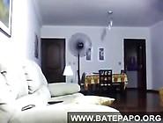 Casal Amador Brasileiro Fudendo Na Sala.