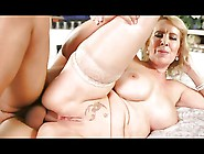 Stunning Mature Lady Gets Young Dick