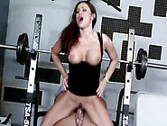 Sky Taylor Fucked By Personal Trainer
