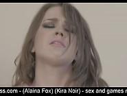 Hdloveass - Alaina Fox Kira Noir