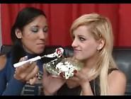 Brazilian Lesbian Kissing 7