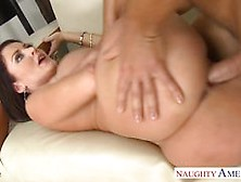 Seductive Sophie Dee Gets Her Moist Pussy Nailed