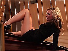 Sex With Amazing Kayden Kross In Stairways