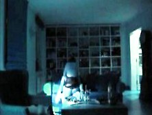 Mom With A Colleague Caught On Spy Camera
