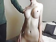 Hot Chick Moans And Uses A Vibrator