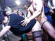 Palpitating Cowgirl Gives A Big Black Cock A Blowjob At A Hot Or