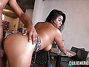 Sara Likes To Show Her Nice,  Firm Tits To Her Friends And To Suc