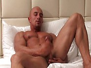 Muscle Daddy Cums